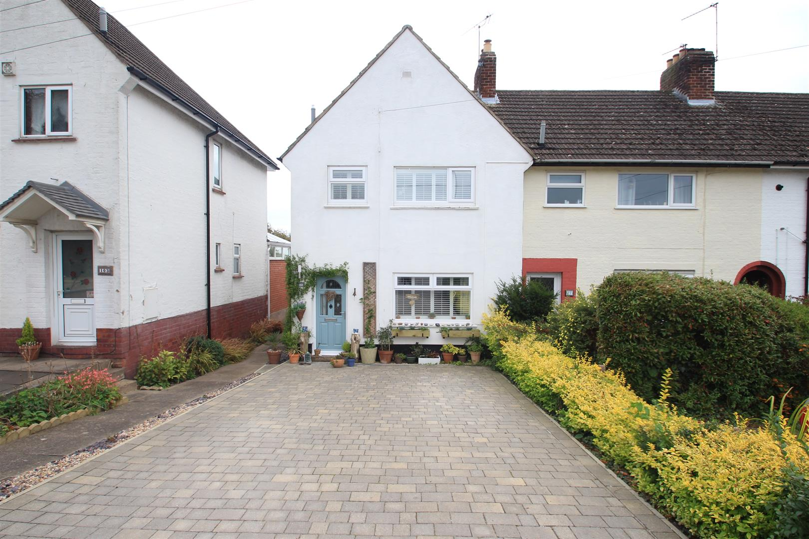 3 Bedrooms End Of Terrace House for sale in Mountsorrel Lane, Rothley, Leicester